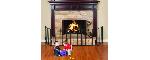 Fireplace Child Guard Screens
