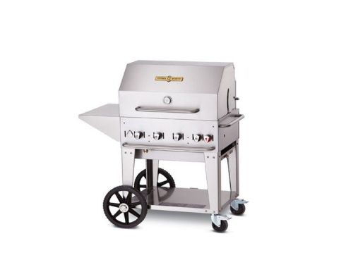 Crown Verity Grill Cart