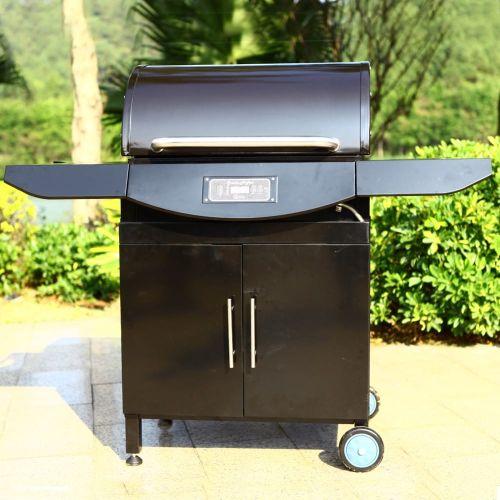 Tretco SNH-PRO-PC Smoke-N-Hot Pellet Grill Pro