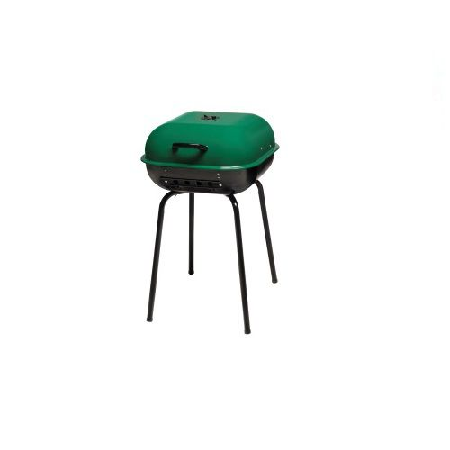 The Sizzler Charcoal Grill - Green