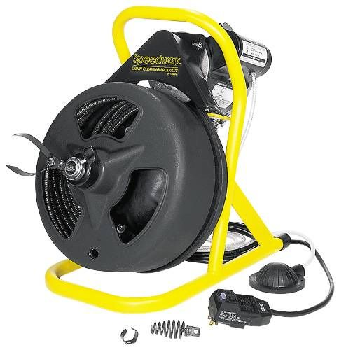 Premier Speedway Cable Drum Drain Machine # St-440