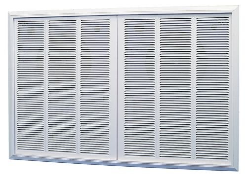 Dimplex 240/208V Commercial Fan-Forced 16378/12283 BTUs Heater - White