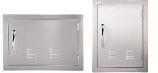 "14"" X 20"" Horizontal Single Access Door with Vents"