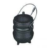 Black Firepot