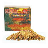 15 Pounds Fatwood In Plain Carton