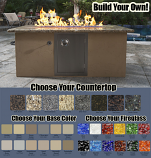 Design Your Own Custom Fire Pit