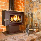 EPA Certified Wood Stove with Blower