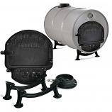 Deluxe Airtight Barrel Stove Kit