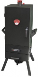 """34"""" Charcoal Easy Access 2 Drawer Vertical Smoker - Magnetic Closure"""