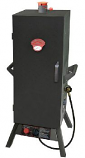 """36"""" Gas One Door Vertical Smoker with Extra Large Wood Box"""