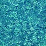HPC 0.25 Inch Azuria Decorative Fire Pit Glass- 10LB Bag