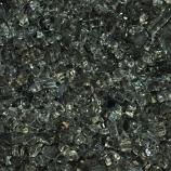 HPC 0.25 Inch Bronze Decorative Fire Pit Glass- 10LB Bag