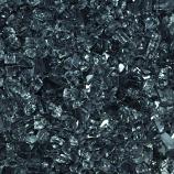 HPC 0.25 Inch Gray Decorative Fire Pit Glass- 10LB Bag