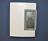 Honeywell Millivolt Programmable Digital Thermostat - Vertical Mount