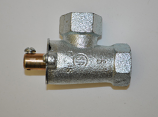 HPC 1/2 inch Straight Replacement Valve