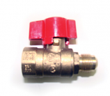 HPC 1/2 Inch Flare Replacement Ball Valve