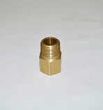 HPC 1/2 x 3/8 Inch Adapter-Pipe