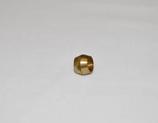 HPC 1/4 Inch Brass Sleeve