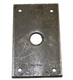 HPC 0.5 Inch Termination Plate Pro Flex Line Fittings