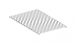 Lazy Man Stainless Steel Cook Grates - 2 pcs