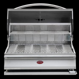 Cal Flame G Series Built-In Charcoal - LP Grill