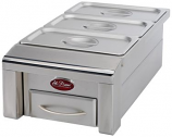 Cal Flame 12-Inch Food Warmer