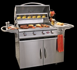 BBQ Cart A La Cart Plus For Any Cal Flame 3 To 5 Burner Head (SOLD SEPARATELY)