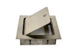 HPC 8x8 Recessed Mount Stainless Steel Access Door