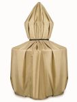 """Two Dogs 70"""" Fountain Cover - Khaki"""