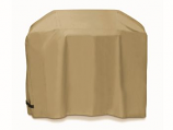 Two Dogs 54-inch Cover for Grill Carts - Khaki