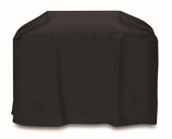 72-inch Black Cover for Grill Carts by Two Dogs