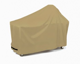 Two Dogs 62-inch Khaki Cover for Smoker & Attached Table