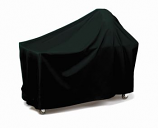 Two Dogs 62-inch Black Cover for Smoker & Attached Table