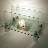 Freestanding Fiero Ethanol Fireplace
