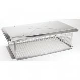 Gelco 5/8 inch mesh Chimney Cap 8H x 13W x24L