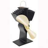 Caframo Ecofan Airmax, Black with Gold Blade
