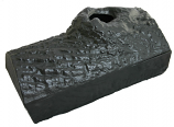 Log Steamer Black Matte