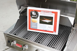Bull BBQ Grill Oven Plate for Baking, Roasting & Slow Cooking
