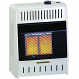 10k BTU Infrared Natural Gas Thermostat Wall Heater