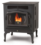 Little Rascal Series Free-Standing Wood Pellet Stove