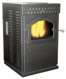 Baby Countryside Series (DC Power) Corn, Wood Pellet Stove