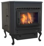 Countryside Series (Corn, Biomass) Queen Ann Leg Stove