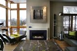 Loft Medium DV IP Fireplace Insert - Liquid Propane