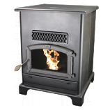 EPA Certified Pellet Heater with Igniter/Golden Eagle
