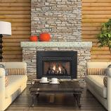 Vent-Free IP 28000 BTU Fireplace Insert - Liquid Propane