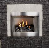 """Outdoor 36"""" Premium Fireplace OP36FP72MP - Liquid Propane"""