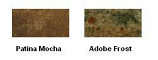 Floor Pad Stone Patina Mocha Inlay Kit - CIFS10M