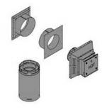 DV Vent Kit for Rear Vent - DVVK4RP