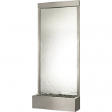 10' Stainless Grande With Silver Mirror