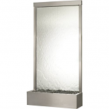 8' Stainless Grande With Silver Mirror